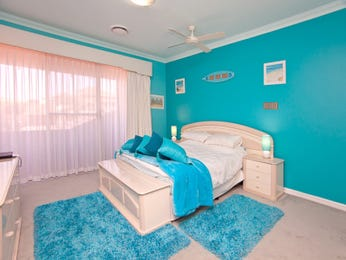 Blue bedroom design idea from a real Australian home - Bedroom photo 1094615