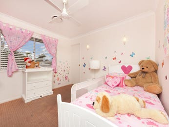 Pink bedroom design idea from a real Australian home - Bedroom photo 845697