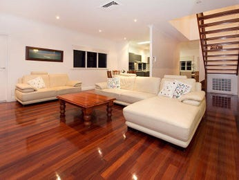 Beige living room idea from a real Australian home - Living Area photo 1299864