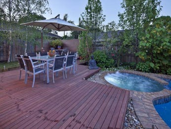 Outdoor living design with pool from a real Australian home - Outdoor Living photo 561922