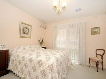 Pink bedroom design idea from a real Australian home - Bedroom photo 831625