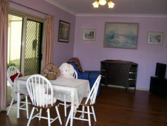 Brown dining room idea from a real Australian home - Dining Room photo 1279726
