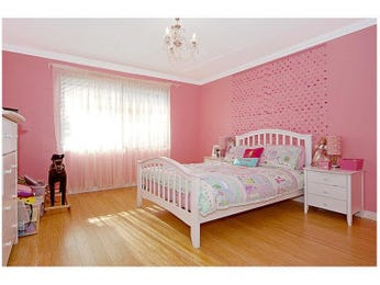 Pink bedroom design idea from a real Australian home - Bedroom photo 373500