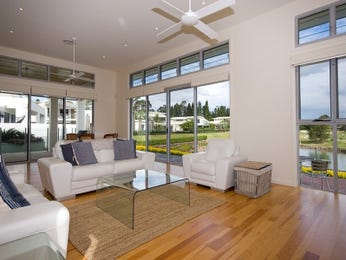 Brown living room idea from a real Australian home - Living Area photo 649189