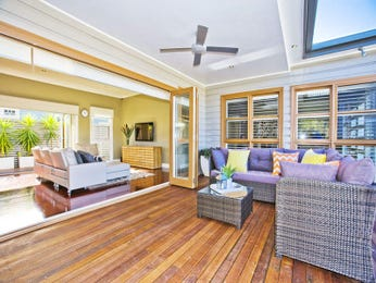 Brown living room idea from a real Australian home - Living Area photo 1514344