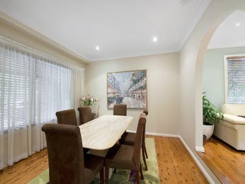 Brown dining room idea from a real Australian home - Dining Room photo 762073