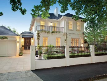 Photo of a wrought iron house exterior from real Australian home - House Facade photo 712320