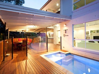 Photo of a modern pool from a real Australian home - Pool photo 7312105