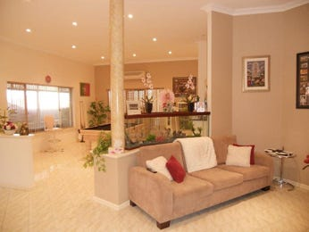 Beige living room idea from a real Australian home - Living Area photo 1377648