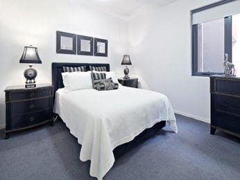 Black bedroom design idea from a real Australian home - Bedroom photo 1236025