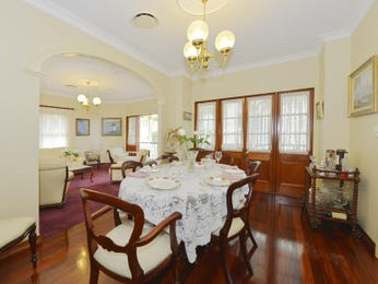 Cream dining room idea from a real Australian home - Dining Room photo 1561599