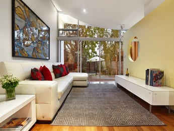 Yellow living room idea from a real Australian home - Living Area photo 7236513