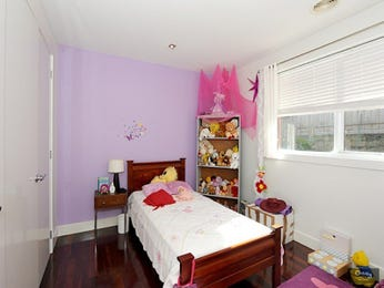 Pink bedroom design idea from a real Australian home - Bedroom photo 1351287