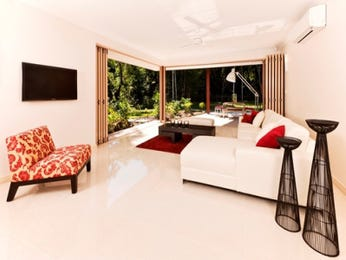 Cream living room idea from a real Australian home - Living Area photo 619340