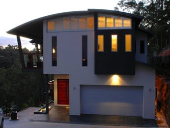 Photo of a concrete house exterior from real Australian home - House Facade photo 464560
