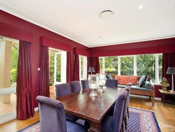 Purple dining room idea from a real Australian home - Dining Room photo 7887993