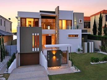 Photo of a concrete house exterior from real Australian home - House Facade photo 330582