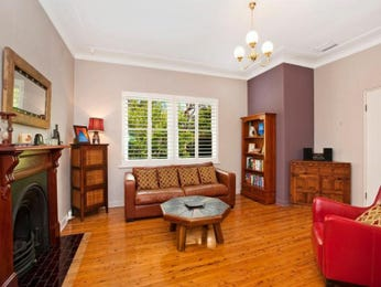 Brown living room idea from a real Australian home - Living Area photo 708475
