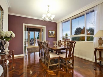Brown dining room idea from a real Australian home - Dining Room photo 1470144