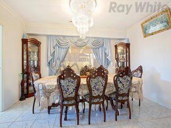 Blue dining room idea from a real Australian home - Dining Room photo 16376061