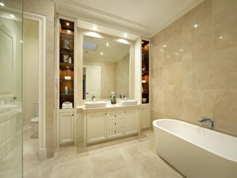 Marble in a bathroom design from an Australian home - Bathroom Photo 1230714