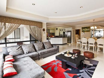 Grey living room idea from a real Australian home - Living Area photo 8018713