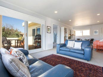 Blue living room idea from a real Australian home - Living Area photo 8338825
