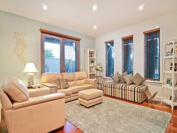Beige living room idea from a real Australian home - Living Area photo 609583