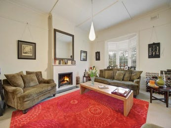 Beige living room idea from a real Australian home - Living Area photo 1540495