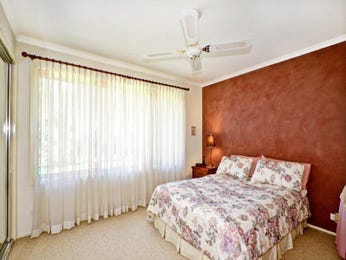 Brown bedroom design idea from a real Australian home - Bedroom photo 1324845
