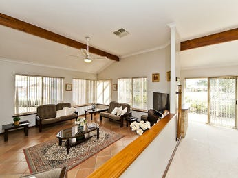 Cream living room idea from a real Australian home - Living Area photo 1468901