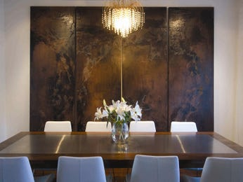 Neutral dining room idea from a real Australian home - Dining Room photo 858057