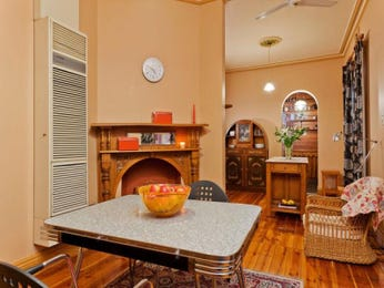Brown dining room idea from a real Australian home - Dining Room photo 1548046