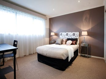 Beige bedroom design idea from a real Australian home - Bedroom photo 1545087