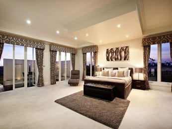 Brown bedroom design idea from a real Australian home - Bedroom photo 8553825