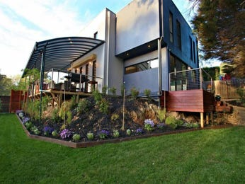 Photo of a landscaped garden design from a real Australian home - Gardens photo 1022624