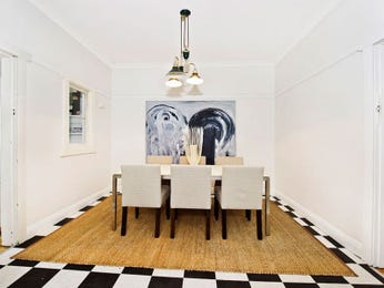 Black dining room idea from a real Australian home - Dining Room photo 1947953