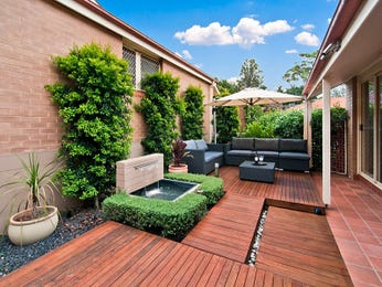 Outdoor living design with deck from a real Australian home - Outdoor Living photo 7146361