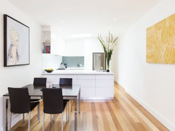 Yellow dining room idea from a real Australian home - Dining Room photo 7365797
