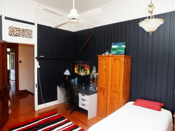 Black bedroom design idea from a real Australian home - Bedroom photo 1243016