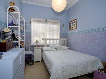 Blue bedroom design idea from a real Australian home - Bedroom photo 1239850