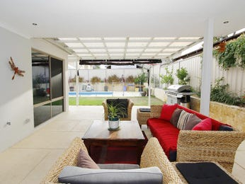 Outdoor living design with bbq area from a real Australian home - Outdoor Living photo 1406281