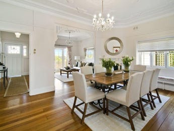 White dining room idea from a real Australian home - Dining Room photo 1098538