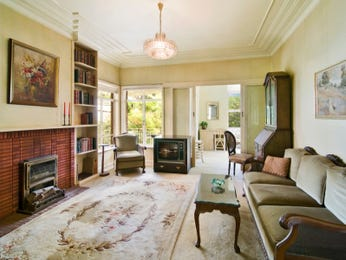 Cream living room idea from a real Australian home - Living Area photo 1217639