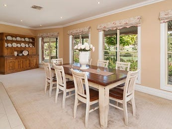 Beige dining room idea from a real Australian home - Dining Room photo 1207947