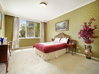 Green bedroom design idea from a real Australian home - Bedroom photo 599152