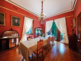 Brown dining room idea from a real Australian home - Dining Room photo 1048378
