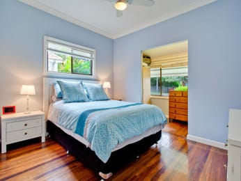 Blue bedroom design idea from a real Australian home - Bedroom photo