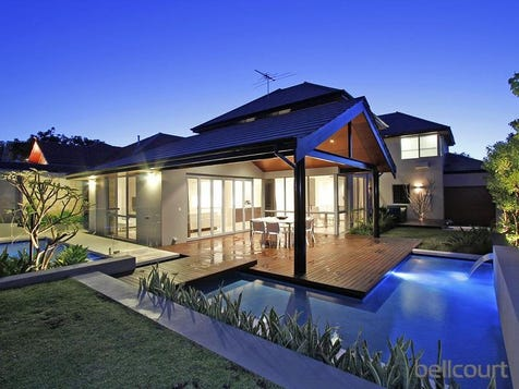 View the pools photo collection on home ideas for L shaped home designs australia