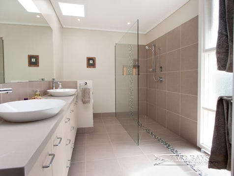 View the bathroom photo collection on home ideas for Bathroom designs open showers